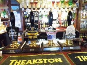 Theakston's  or theakston's
